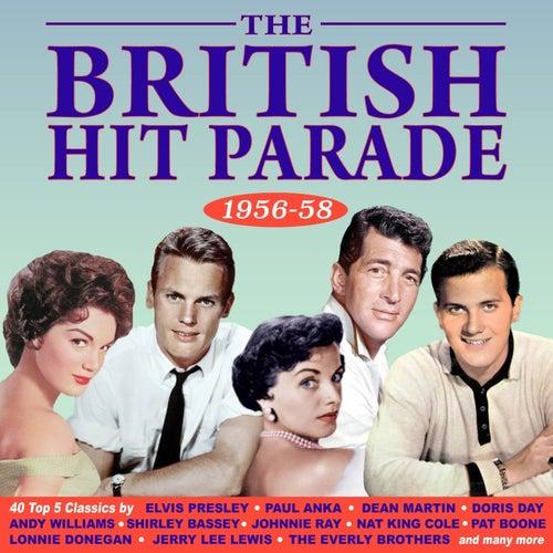 British Hit Parade 1956-58 de Various Artists