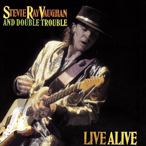 Live Alive de Stevie Ray Vaughan