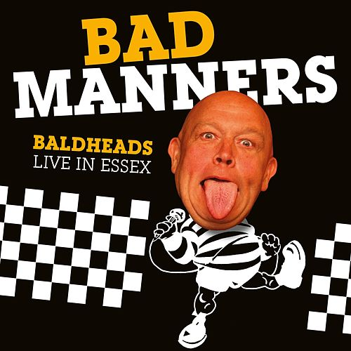 Baldheads: Live in Essex de Bad Manners