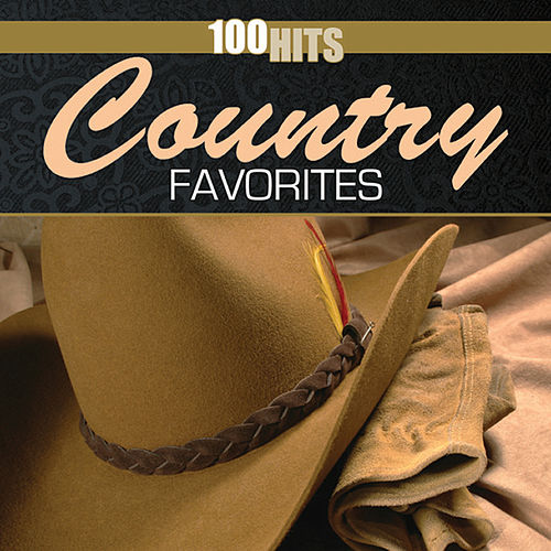 100 Hits: Country Favorites de Various Artists