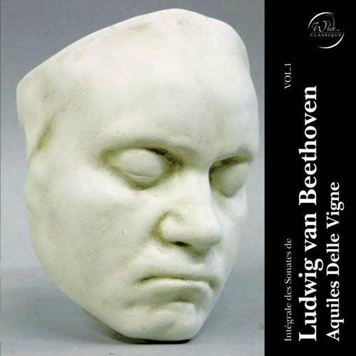Ludwig Van Beethoven: Intégrale des Sonates, vol. 1 de Aquiles Delle Vigne