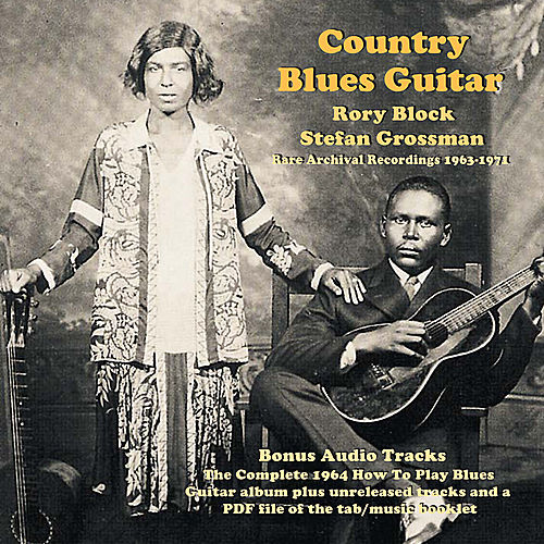 Country Blues Guitar de Various Artists