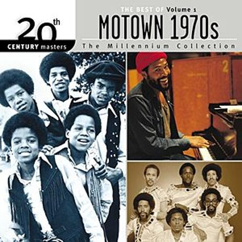 20th Century Masters: Motown 70's Vol. 1... de Various Artists