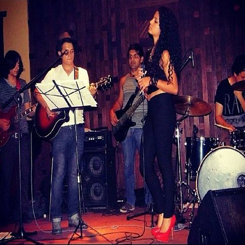 Titanium (Cover) by Laura Bonilla