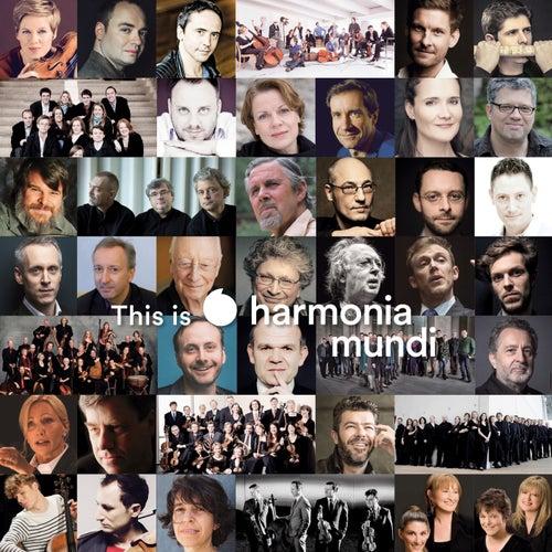 This is harmonia mundi 2018 by Various Artists