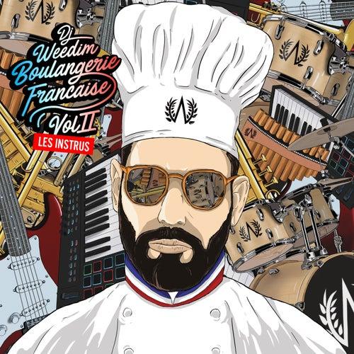 Boulangerie Française vol.2 : Les Instrus de Dj Weedim