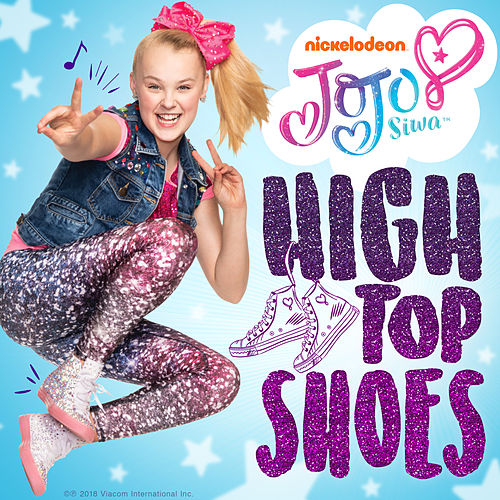 High Top Shoes by JoJo Siwa