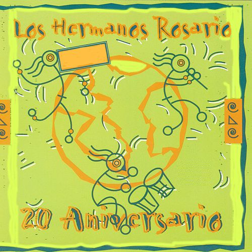 20 Aniversario, Vol. 1 by Los Hermanos Rosario