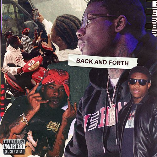 Back and Forth (feat. Neek Bucks) de Marty Baller