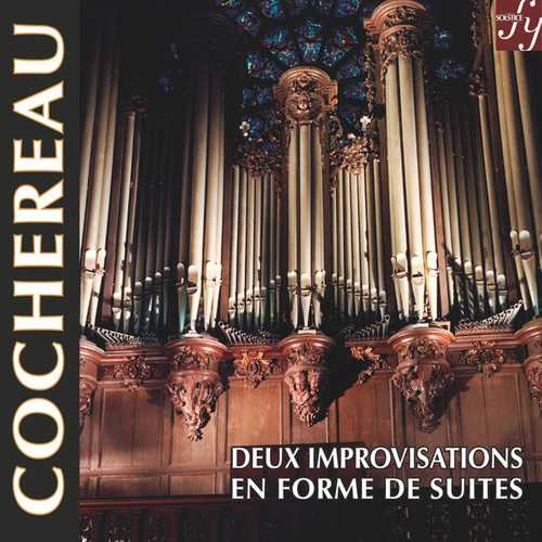 Cochereau: Two Improvisations In Form Of Suites by Pierre Cochereau