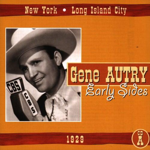 Early Sides: 1929 de Gene Autry