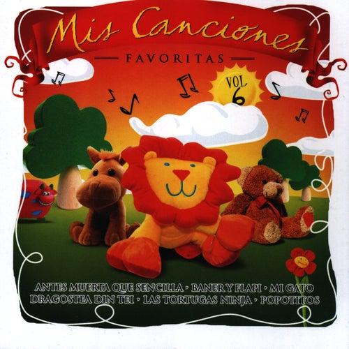 Mis Canciones Favoritas - Vol. 6 de Canciones Infantiles