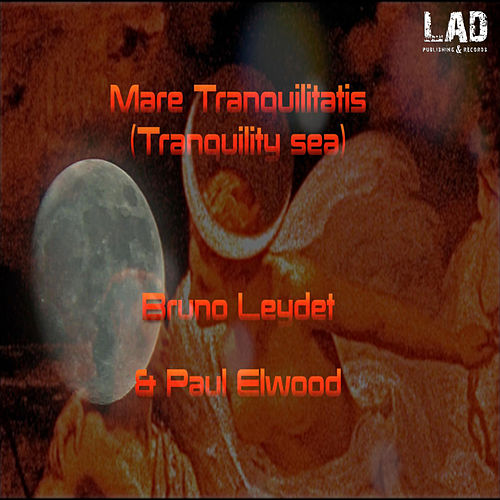 Mare Tranquilitatis (Tranquility Sea) by Bruno Leydet