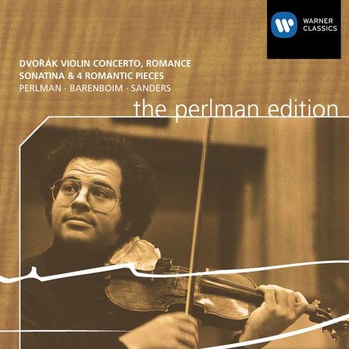 Dvorak:Violin Concerto in A Minor/Romance/Sonatina/Four Romantic Pieces de Itzhak Perlman