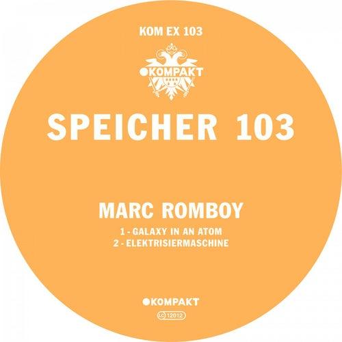 Speicher 103 de Marc Romboy