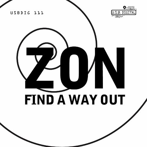 Find A Way Out by Zon
