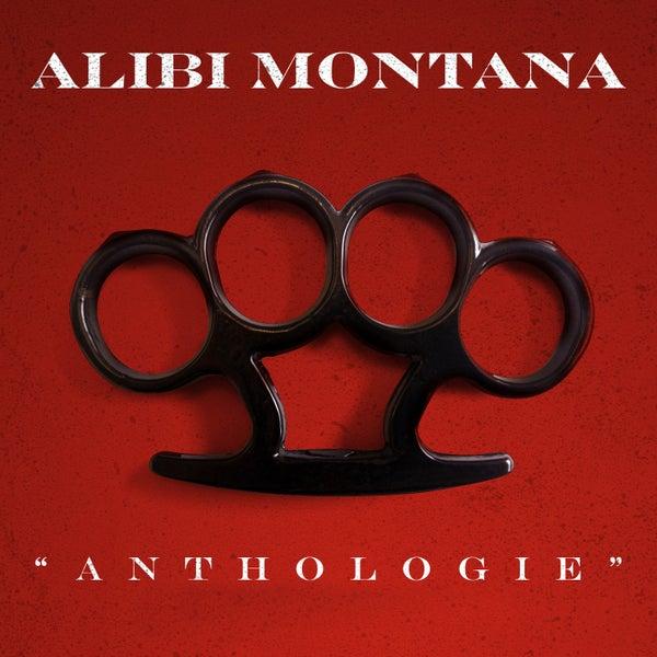 Cover Alibi Montana - Anthologie (Non mixé)