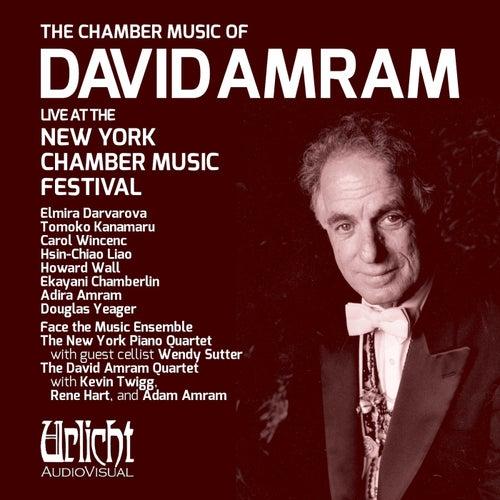 The Chamber Music of David Amram von Various Artists