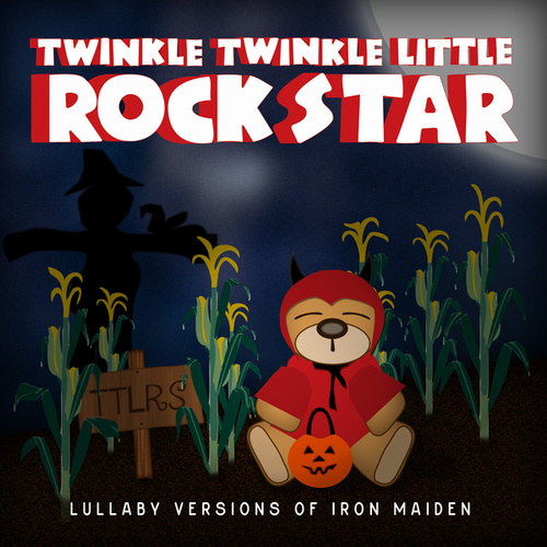 Lullaby Versions of Iron Maiden by Twinkle Twinkle Little Rock Star