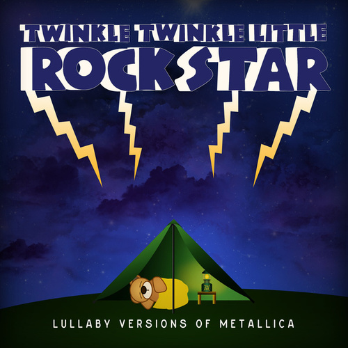 Lullaby Versions of Metallica by Twinkle Twinkle Little Rock Star