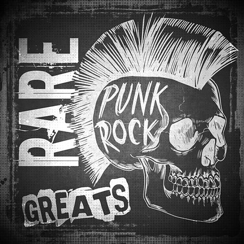 Rare Punk Rock Greats by Various Artists