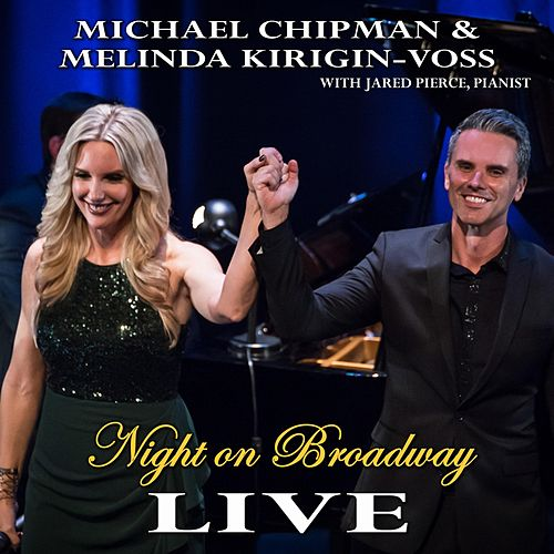 Night on Broadway (feat. Jared Pierce) [Live] by Various Artists