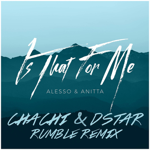 Is That For Me (Rumble Remix) de Alesso