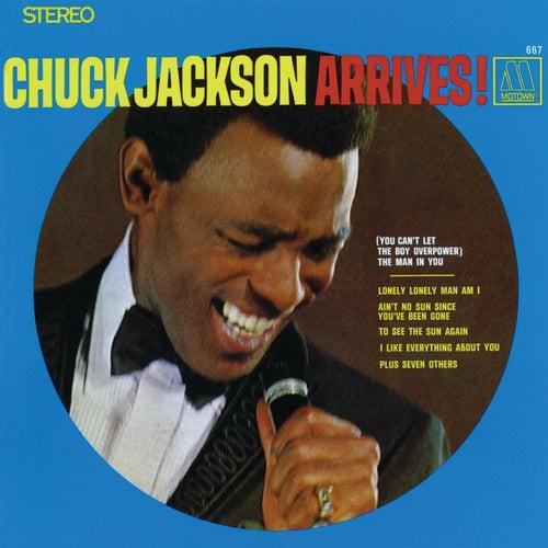 Arrives! de Chuck Jackson
