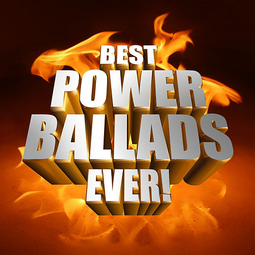 Best Power Ballads Ever! de Various Artists