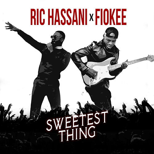 Sweetest Thing by Ric Hassani