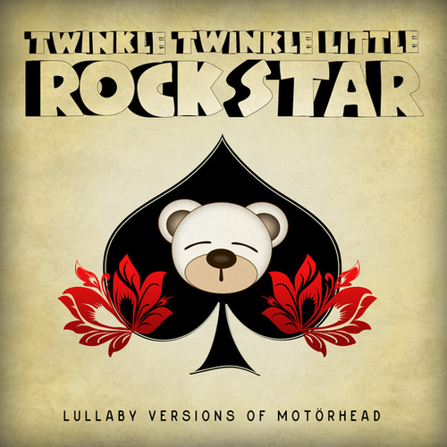 Lullaby Versions of Motorhead by Twinkle Twinkle Little Rock Star