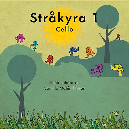 Stråkyra 1 cello by Various Artists