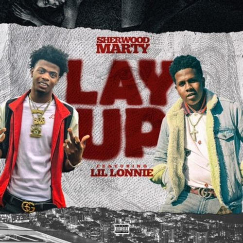 Lay Up by Sherwood Marty