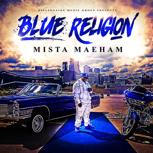 Blue Religion by Various Artists