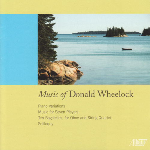 Music of Donald Wheelock by Various Artists