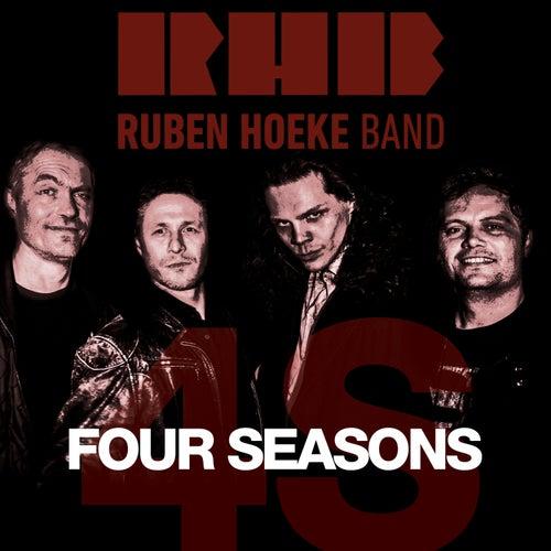 Four Seasons (Live) by Ruben Hoeke Band