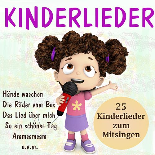Kinderlieder von Simone Sommerland, Karsten Glück & die Kita-Frösche