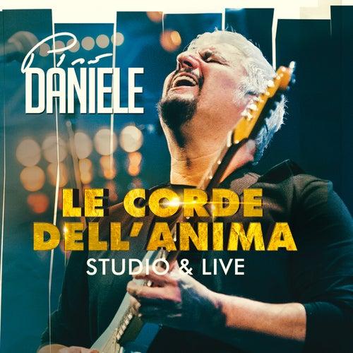 Le corde dell'anima, Live & Studio di Pino Daniele