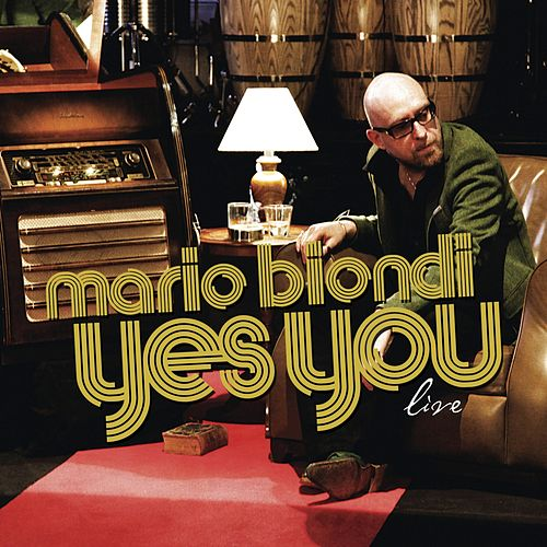 Yes You (Live) van Mario Biondi