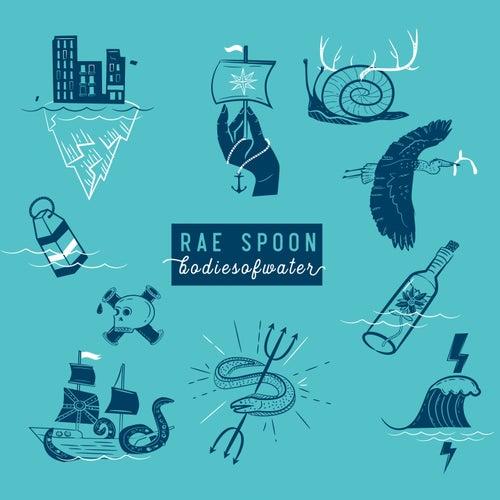 Bodiesofwater by Rae Spoon