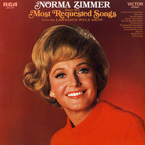 Sings Her Most Requested Songs from 'The Lawrence Welk Show' von Norma Zimmer
