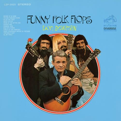 Funny Folk Flops von Don Bowman