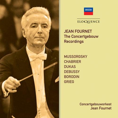 Jean Fournet - The Concertgebouw Recordings di Concertgebouw Orchestra of Amsterdam