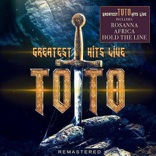 Greatest Hits Live de TOTO