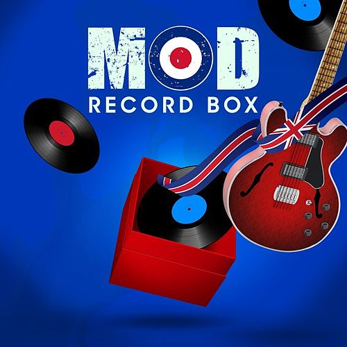 Mod Record Box by Various Artists