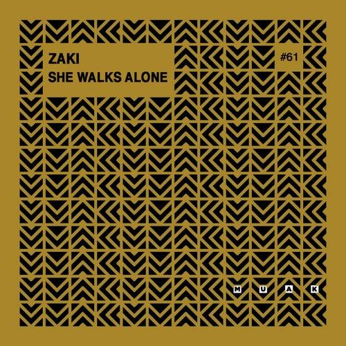 She Walks Alone de Zaki
