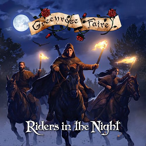 Riders in the Night by Greenrose Faire