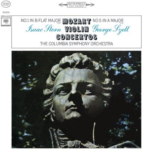 Mozart: Violin Concertos Nos. 1, 3 & 5 by Isaac Stern