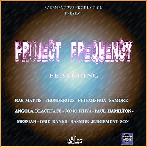 Project Frequency de Various Artists