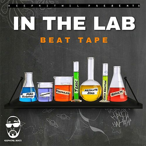 In the Lab Beat Tape by Tha Crown